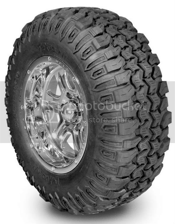 Trxus MT Tire